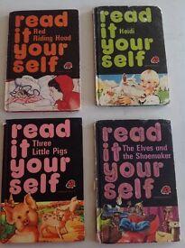 4 read it yourself ladybird books