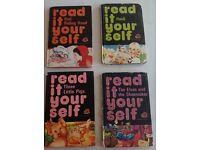 4 read it yourself ladybird books