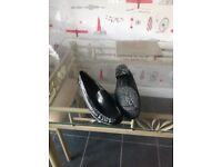 Ladies loafer type shoes