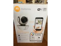 Motorola Focus 85WiFi Home Video Camera