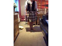 Highland aboyne national outfit