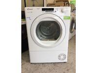 Candy GVSC8DG Grand'O Vita B Rated 8Kg Condenser Dryer White #404722