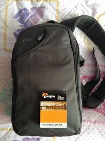 Lowepro slingshot transit 250aw camera bag