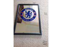 Chelsea FC wall mirror