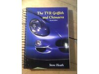 The TVR Griffith & Chimaera Second Edition & TVR Illistrated History