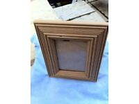 Wooden Photo Frame (Excellent Condition)