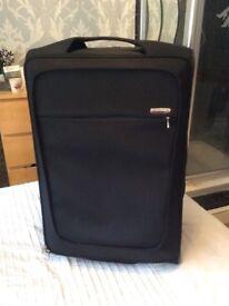 Samsonite large black suit case