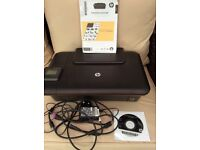 HP DESKJET 3050A ALL IN ONE J611 SERIES PRINTER HARDLY USED