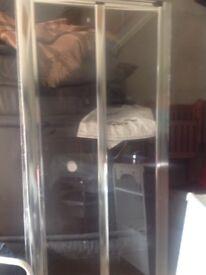 Shower door for sale