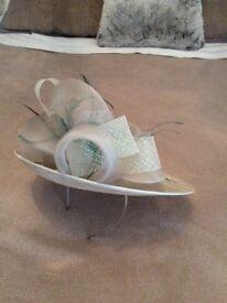 Mother of the Bride one off designer hat