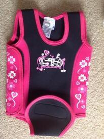 Baby's wetsuit