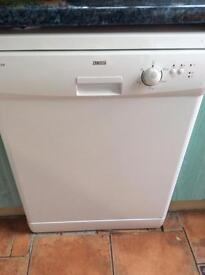Zanussi tempoline dishwasher