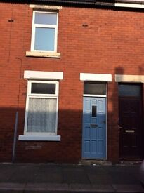 A lovely 2 bed unfurnished terraced house - NO FEES!!!