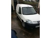 Citreon berlingo/Peugeot partner 04 to 15 models