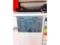 Tall Freezer STATESMAN TF160lw 157 litre A+rated good condition