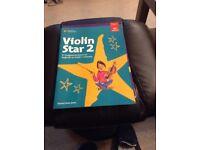 Violin star 2 beginner to grade 1
