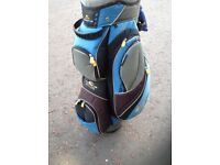 Full set of Golf Clubs & Bag - Driver, 3WD, 7WD, Rescue WD, 3-SI, Putter & Cobra bag