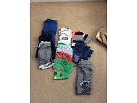 Bundle of boys clothes age 6 years