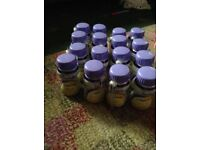 16x nutrica fortisip protein drinks 125ml banana flavour