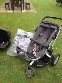 Quinny buzz push chair system