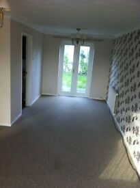 Attleborough 3 bed house with garage, Unfurnished