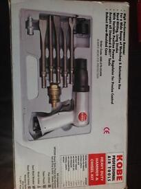 Kobe Tools.HP2090K HEAVY DUTY HAMMER & CHISEL KIT