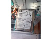 x w 8200 workstation open to offers