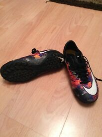 Mixed lot of boys trainers and football boots