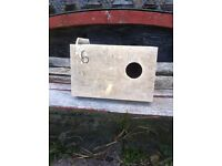 Budgie Nestboxes For Sale (x8)