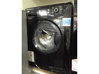 Beko 7kg 1400spin black washing machine £220 RRP £299 new/graded 12 month Gtee