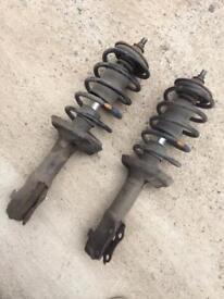Mk2 golf front suspension shocks