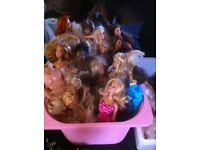 50+ Disney Barbie special editions classic Fairytale princesses& High School Musical dolls also Kens