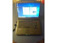 fujitsu v5535 laptop, intell core duo 1.67ghz, 120gb hard disk, 3(or4)GB ram, win 10