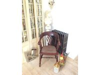 Victorian Elbow Armchair