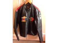 Vanson leather jacket