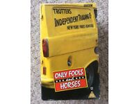 Only Fools & Horses Specials Limited Edition Box set. Collection at Portsmouth