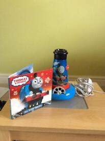 Thomas the tank engine night light/projector and CD