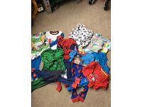 Age 3-4 pyjama bundle