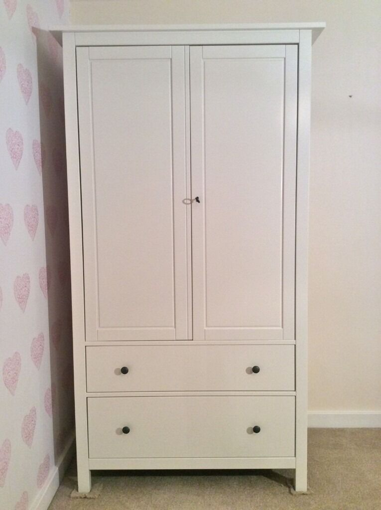 IKEA HEMNES WHITE WARDROBE FREE DELIVERY in Twickenham, London Gumtree