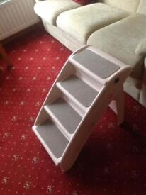 """""""Easipet"""" pet stairs"""