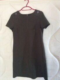 Wallis khaki dress
