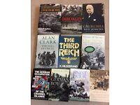 WW2 History Books