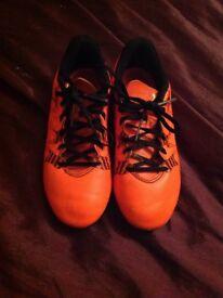 Adidas football boots size uk 2