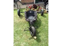 Libre kite buggy
