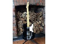Fender Squire Cabronita Telecaster with Bigsby tremolo bar
