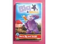 Big and Small childrens dvd