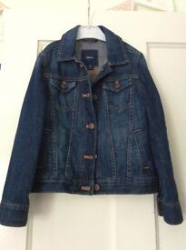 Girls' GAP denim jacket