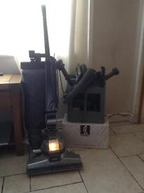 Kirkby G4 vacuum with ALL tools