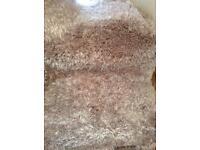 BHS Capri shimmer rug