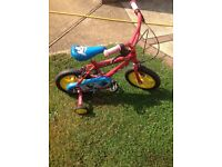 Mickey Mouse clubhouse bike